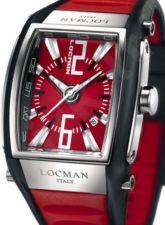 Laikrodis LOCMAN TREMILA RED 026100RDNWH5BKR