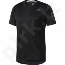 Marškinėliai bėgimui  Adidas Response Short Sleeve Tee M BP7430