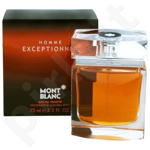 Mont Blanc Exceptionnel, tualetinis vanduo (EDT) vyrams, 75 ml