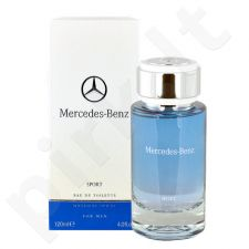 Mercedes-Benz Mercedes-Benz Sport, EDT vyrams, 120ml, (testeris)