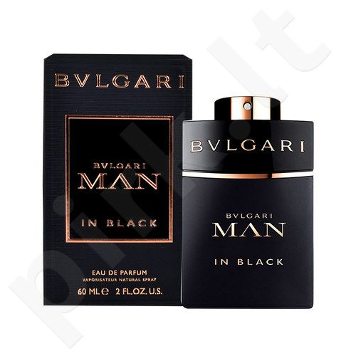 Bvlgari Man In Black, EDP vyrams, 100ml, (testeris)
