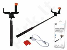 Bluetooth teleskopinė lazdelė mobiliesiems telefonams
