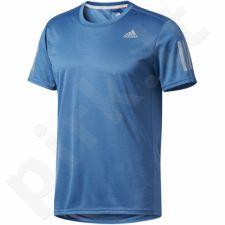 Marškinėliai bėgimui  Adidas Response Short Sleeve Tee M BP7416