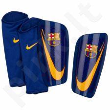 Apsaugos blauzdoms futbolininkams Nike Mercurial Lite FC Barcelona M SP2112-422