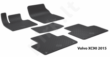 Kilimėliai Volvo XC90 2015->