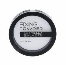 Gabriella Salvete Fixing Powder, kompaktinė pudra moterims, 9g, (Transparent)