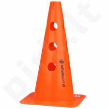Stovelis su skylutėmis 37,5 cm oranžinis