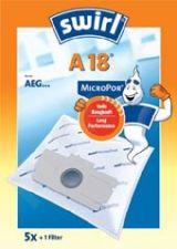 SWIRL A18/5 MP1 D.s. filtras