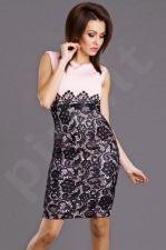 Emamoda suknelė - rožinė 6817-2