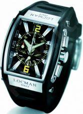 Laikrodis LOCMAN TREMILA BLACK 026200BKNYL5BKK