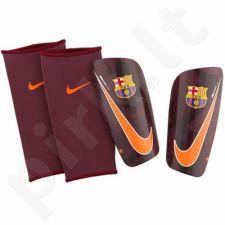 Apsaugos blauzdoms futbolininkams Nike Mercurial Lite FC Barcelona M SP2112-608