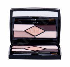 Christian Dior 5 Couleurs, Designer, akių šešėliai moterims, 5,7g, (508 Nude Pink Design)