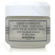 Sisley Gentle Facial Buffing Cream, 50ml, kosmetika moterims (visiems odos tipams)