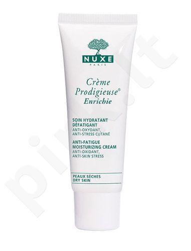 Nuxe Prodigieuse Moisturizing Rich dieninis kremas Dry Skin, kosmetika moterims, 40ml