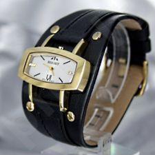 Moteriškas laikrodis BISSET BS25C08 LG WH BK