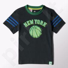 Marškinėliai Adidas Team Cotton Tee Kids S21685