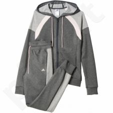 Sportinis kostiumas  Adidas Young Cotton Tracksuit W AJ5947
