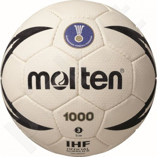 Rankinio kamuolys training H3X1000 gum.