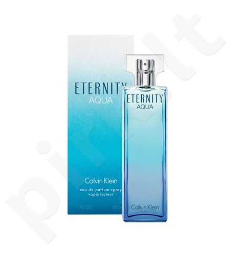 Calvin Klein Eternity Aqua, EDP moterims, 100ml[pažeista pakuotė]