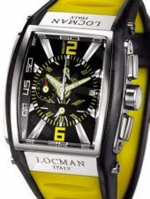 Laikrodis LOCMAN TREMILA YELLOW 026200BKNYL5BKY