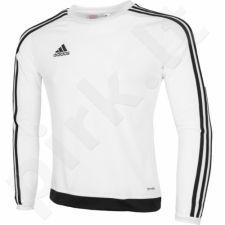 Marškinėliai futbolui Adidas Estro 15 Long Sleeve Jersey Junior AA3731