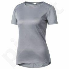 Marškinėliai bėgimui  Adidas Response Short Sleeve Tee W BP7454