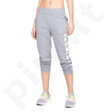 Sportinės kelnės Under Armour Rival Fleece Pant W 1317858-035