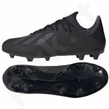 Futbolo bateliai Adidas  X 19.3 FG M F35381