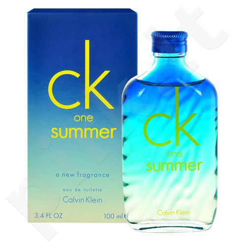 Calvin Klein CK One Summer 2015, EDT moterims ir vyrams, 100ml