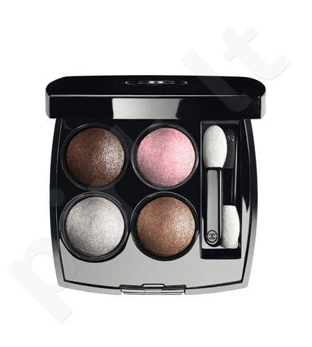 Chanel Les 4 Ombres akių šešėliai, kosmetika moterims, 2g, (228 Tissé Cambon)