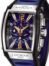 Laikrodis LOCMAN TREMILA BLUE 026200BLNOR5BKB
