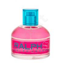 Ralph Lauren Ralph Love, tualetinis vanduo moterims, 100ml
