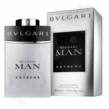 Bvlgari MAN Extreme, tualetinis vanduo (EDT) vyrams, 100 ml