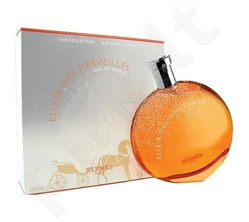 Hermes Elixir Des Merveilles, kvapusis vanduo moterims, 30ml