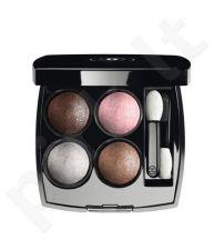 Chanel Les 4 Ombres akių šešėliai, kosmetika moterims, 2g, (232 Tissé Vénitien)