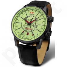 Vyriškas laikrodis Vostok Europe World Timer Automatic 2426-5604240