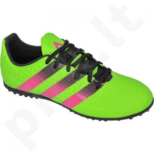 Futbolo bateliai Adidas  ACE 16.3 TF Jr AF5263