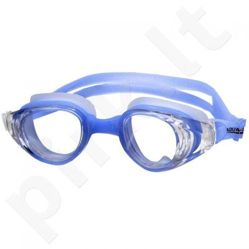 Plaukimo akiniai Aqua-Speed Moon  mėlyna