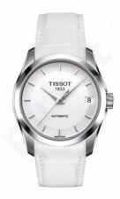 Moteriškas laikrodis Tissot Couturier T035.207.16.011.00