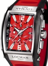 Laikrodis LOCMAN TREMILA RED 026200RDNWH5BKR