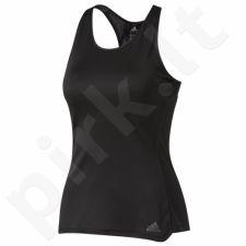 Marškinėliai bėgimui  Adidas Response Cup Tank Top W BP7447