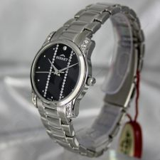 Moteriškas laikrodis BISSET Shavathack BS25C49 LS BK