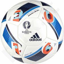 Futbolo kamuolys Adidas Beau Jeu EURO16 Artificial Turf Ball AC5416