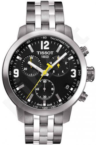 Laikrodis TISSOT T-PRC 200 kvarcinis T0554171105700