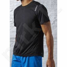 Marškinėliai bėgimui  Reebok Essentials Short Sleeve M AJ0338