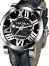 Laikrodis LOCMAN TOSCANO LIMITED EDITION BLACK 029000BKNNKCAOK