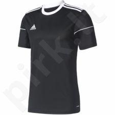 Marškinėliai futbolui Adidas Squadra 17 Junior BJ9173