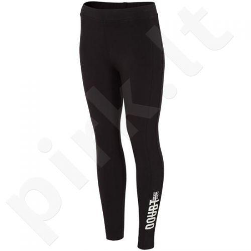 Sportinės kelnės 4f W H4Z18-LEG002 21S juodas