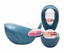 Pupa Whales, Whale 3, makiažo paletė moterims, 13,8g, (002)