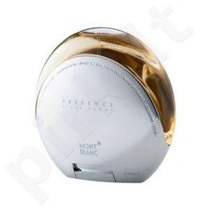 Mont Blanc Presence, tualetinis vanduo (EDT) moterims, 50 ml